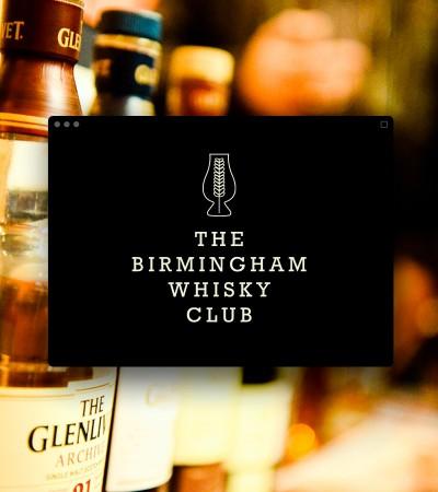 The Whisky Club Birmingham